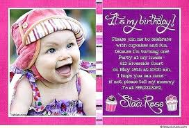 First Birthday Invitation Cards For Baby Boy India Girl Templates