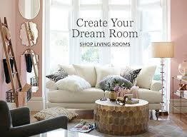 Pottery Barn Living Room Designs Custom Ideas