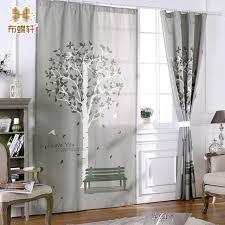 Linen Kitchen Curtains