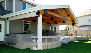 covered deck ideas. Image Of: Covered Deck Ideas On A Creative 7