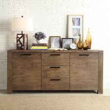 Oxford Creek Fulton Weathered Walnut Finish Sideboard Buffet - Home -  Furniture - Dining & Kitchen Furniture - Buffets & Hutches