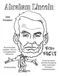 Small Picture abe lincoln coloring page 28 images coloring pages lincoln