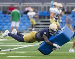 2012 Notre Dame Football Depth Chart Analysis Notre Dame Wakes Up To A Linebacker Situation In