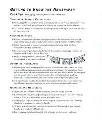 Newspaper Article Word Template Classroom Newspaper Template Timetoreflect Co
