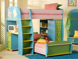 cool bunk beds with desk. Pictures Gallery Of Kids Bunk Beds With Desk Cool D