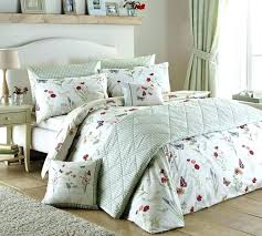 articles with gingham cot bed duvet cover beige tag charming red