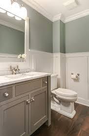Bathroom Crown Molding Stunning 48 Beautiful Half Bathroom Ideas For Your Home New Home Decor