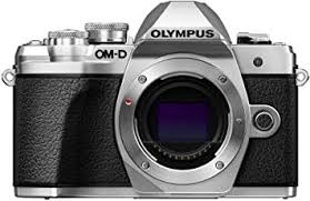 Olympus OM-D E-M10 Mark III Camera Body (Silver ... - Amazon.com