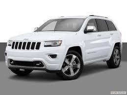 jeep 2015 white.  White 2015 Jeep Grand Cherokee Overland 4x4 SUV For White U