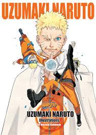 amazon uzumaki naruto ilrations 9781421584393 masashi kishimoto books