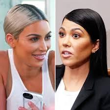 kim kardashian continues to slam enled kourtney kardashian on kuwtk get the hottest celebrity