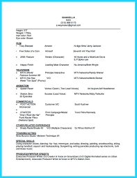 Magnificent Casting Director Resume Contemporary Documentation