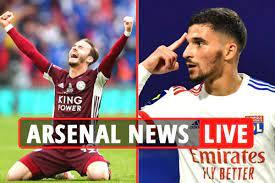 Arsenal transfer news LIVE: Maddison ...