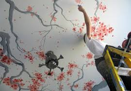 ceiling painting ideasHow to paint the ceiling  Design of your house  its good idea