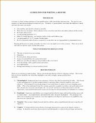 How To Make A Good Resume For A Job How to Make A Resume Look Good Proyectoportal Of How to Make A 52