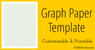printable grid paper 1 2 inch graph paper template stem sheets