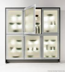kitchen cabinets modern two tone dark gray back lit aluminum