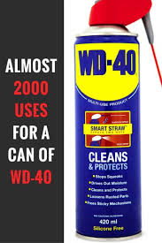 does wd40 relieve pain