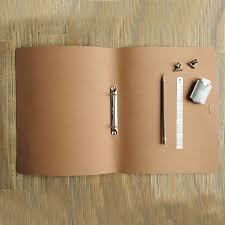 undercover recycled leather a4 mummy s recipes folder