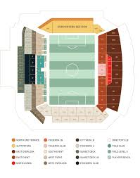 Uc Berkeley Football Stadium Seating Chart Maps Directions Los Angeles Football Club