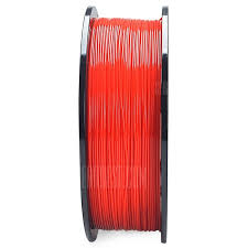K-Camel 3D Printing Supplies PLA 1.75mm Red 0.5kg | Gearbest