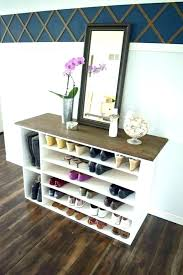 narrow entryway shoe storage. Wonderful Storage Narrow Entryway Cabinet Interior Decor Ideas Shoe Storage Front Door Large  Size Of And Y