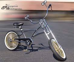 chopper bicycles