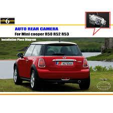 popular mini cooper reverse camera buy cheap mini cooper reverse for mini cooper r50 r52 r53 r56 reverse back up camera parking camera