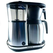 coffee brewer maker cleaning 8 cup bonavita glass carafe