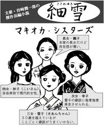 聖地巡礼文豪谷崎潤一郎の細雪でマキオカ姉妹が愛した京都の桜