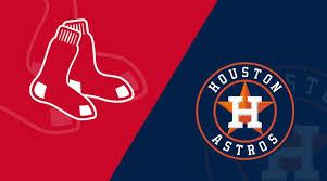 Houston Astros Depth Chart Houston Astros Vs Boston Red Sox 5 17 19 Starting Lineups