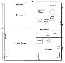 Best 10+ Garage apartment floor plans ideas on Pinterest | Studio apartment  floor plans, Small apartment plans and Small apartment layout