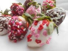chocolate covered strawberries nyc valentine s day hand delivery only