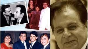 Adnan Sami, whose father was Dilip ...