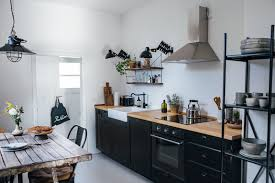 Ikea Kitchen Kitchen Of The Week A Diy Ikea Country Kitchen For Two Berlin