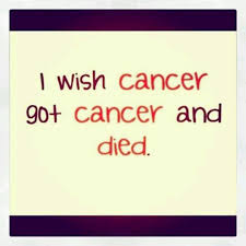 Cancer Sucks Quotes Cool Cancer Sucks Sayings Quotes And Other Shenanigans Pinterest