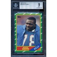 Bruce Smith NFL Memorabilia, Bruce Smith Collectibles, Verified Signed Bruce  Smith Photos | Steiner Sports Official Online Store