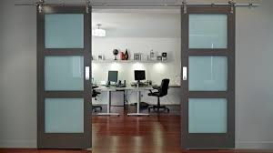 Image Interior Office Barn Doors Gorgeous 10 Modern Door Ideas That Make Bold Statement Freshome For And 15 Keytostrongcom Office Barn Doors House Tyler Tx Sliding Door For The Or Spare 11