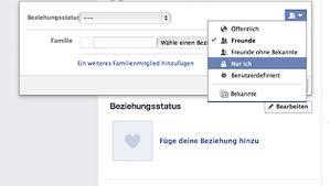 Beziehungsstatus ändern Facebook Brunos Question 2019 02 20