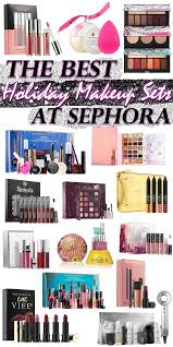 the best holiday makeup sets for gift giving at sephora gifts