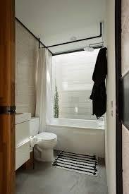 atrium shower curtain rod door hinge