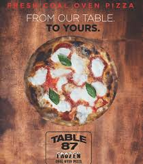 table 87 pizza reviews. partnership with fresh direct, peapod \u0026 other retailers table 87 pizza reviews
