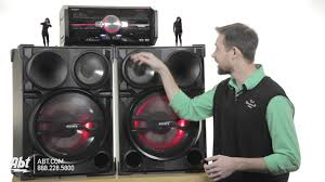 sony home sound system. easy-c\u0027s overview of the huge sony lbt-sh2000 dj sound system! 2000w power! - youtube home system h