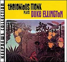 Thelonious Monk <b>Plays Duke Ellington</b>: Amazon.co.uk: Music