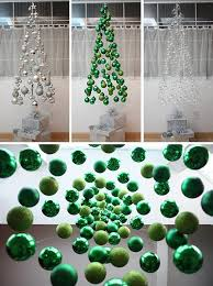 the office christmas ornaments. DIY Ornament Christmas Tree Mobile-Video: Use Ball Ornaments Hung From A Mobile In Pattern That Creates The Illusion Of Tree! Office