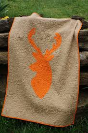 Oxford Impressions: Deer Crib Quilt Made With Paper Pattern & Deer Crib Quilt Made With Paper Pattern Adamdwight.com