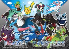 Beverly Jigsaw Puzzle 100-007 Pokemon XY&Z Pokemon Battle (100 L-Pieces) -  Plaza Japan