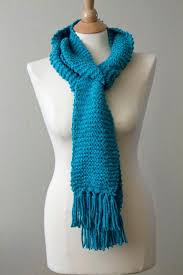 Free Knitting Patterns For Scarves Enchanting 48 Easy Scarf Knitting Patterns For Beginners