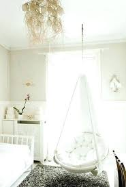 hanging chairs for girls bedrooms. Hanging Chair For Girls Bedroom Chairs This Would Be Really Cute In Little Bedrooms E