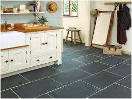 Black Floor Tiles Kitchen Modern Looks Buy Rustic Black Slate